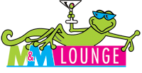 M&M Lounge Logo